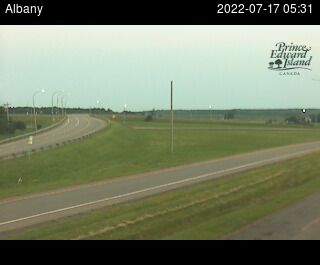 Web Cam image of Albany (Highway 1)
